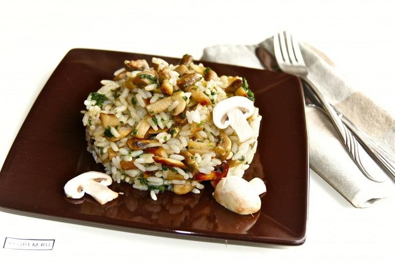 рис можно ли есть при похудении