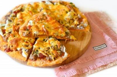 Пицца, рецепты с фото на m: 736 рецептов пиццы 57