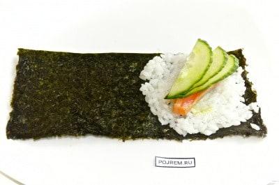 Как приготовить самые простые суши