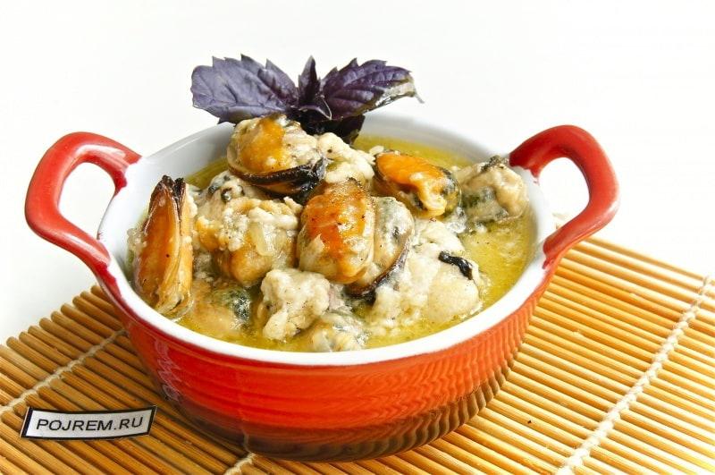 рис с курицей в сливочно чесночном соусе пошаговый рецепт с фото