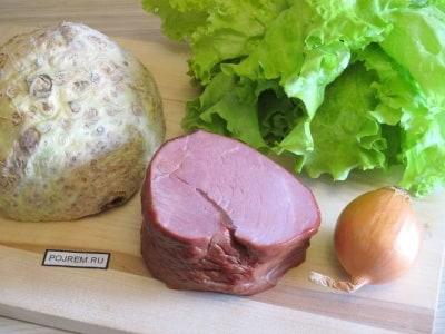 супы с корнем сельдереем рецепты с фото