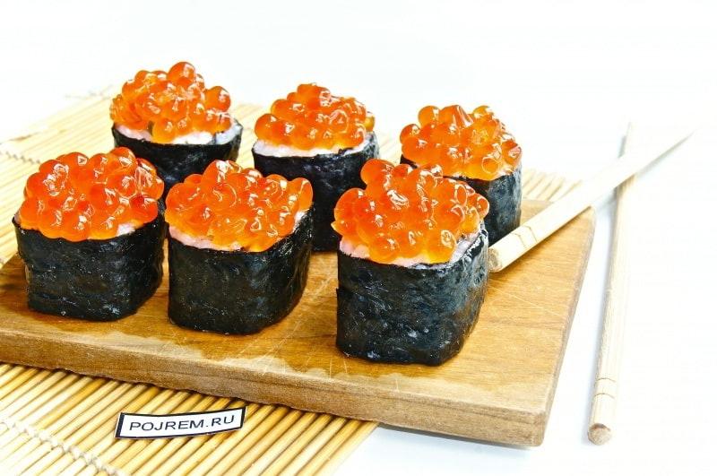 Как приготовить суши филадельфия в домашних условиях рецепты 60