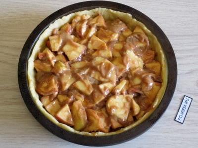 морковный пирог в духовке пошаговый рецепт
