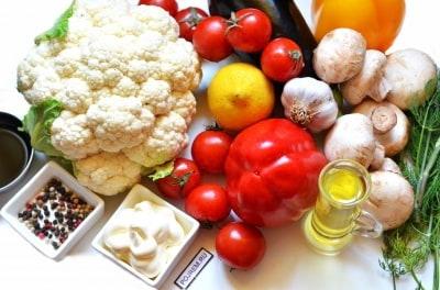 овощи в майонезы духовке рецепты