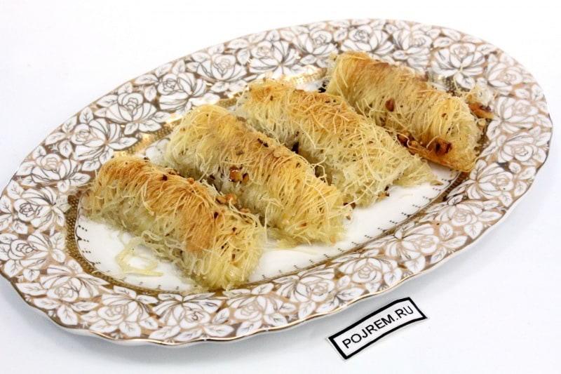 пахлава рецепт приготовления по казахски