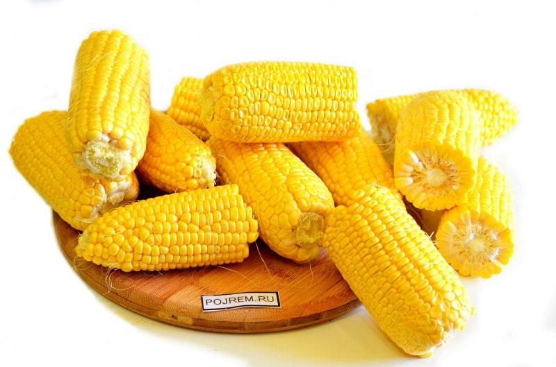 как варить вкусную кукурузу