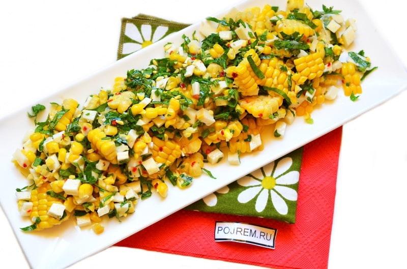 Салат из капусты на зиму  рецепт с фото на Поварру