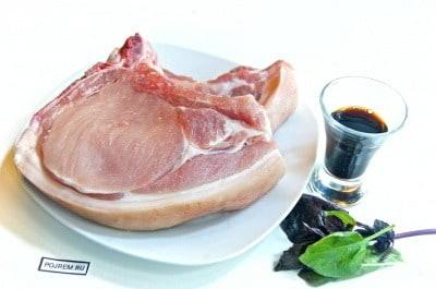 рецепт корейки свиной в фольге в духовке рецепт