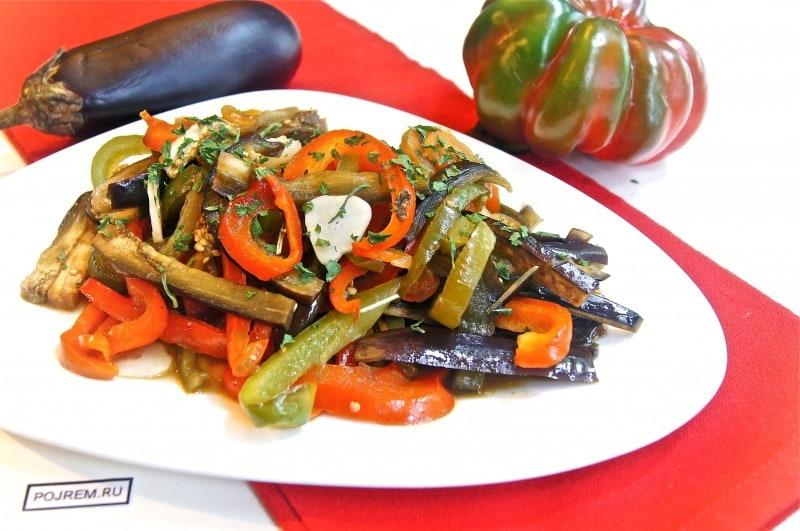 Какие острые блюда и овощи есть