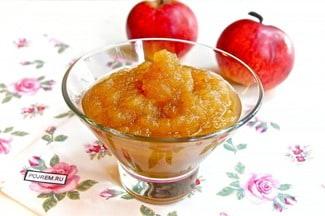 Яблочный джем