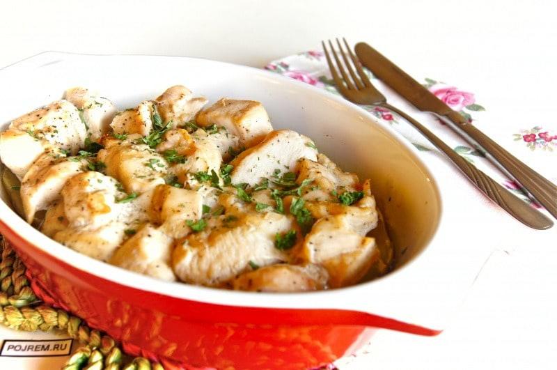 Куриная грудка и кабачки рецепты