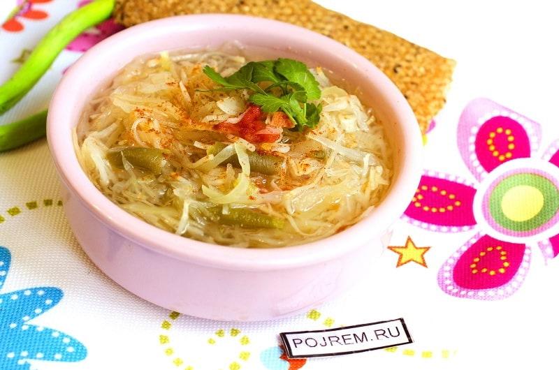 болонский суп для похудения рецепт