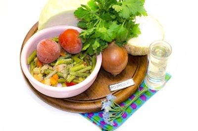 Овощной суп с рисом для похудения в домашних условиях