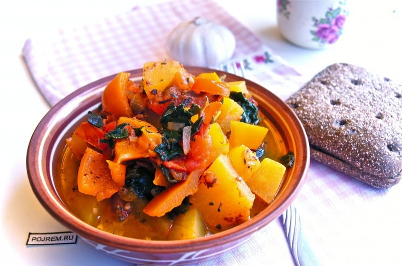 Простые рецепты из мяса и картошки в духовке рецепты с фото