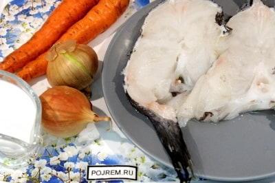 макрурус рецепты в духовке фото рецепт