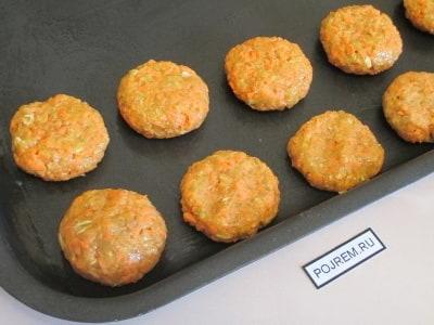 печенье из моркови и отрубей рецепт
