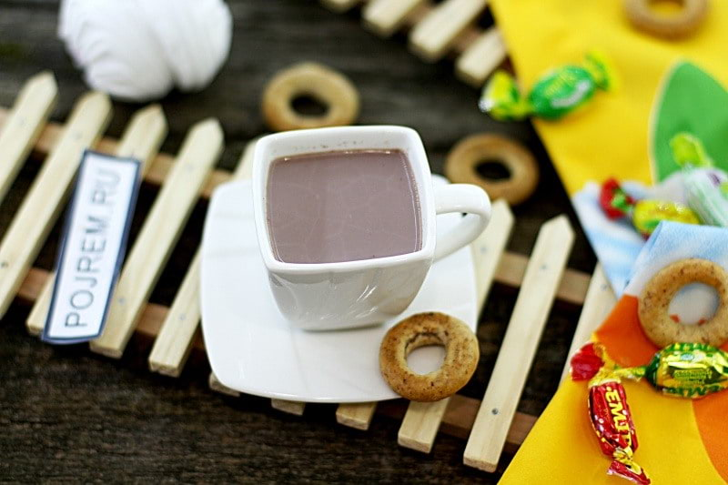 Как приготовить горячий шоколад в домашних условиях 950