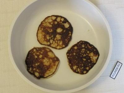 рецепт оладьев на кефире с фото пошаговый рецепт