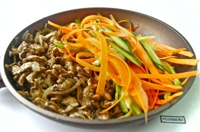 курица хе по-корейски рецепт с фото с перцем