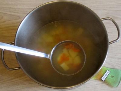 Уха рецепт с горбуши