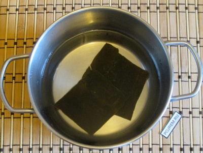 как приготовить мисо суп рецепт