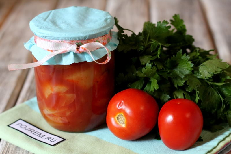 рецепт салата лечо на томатной пасте