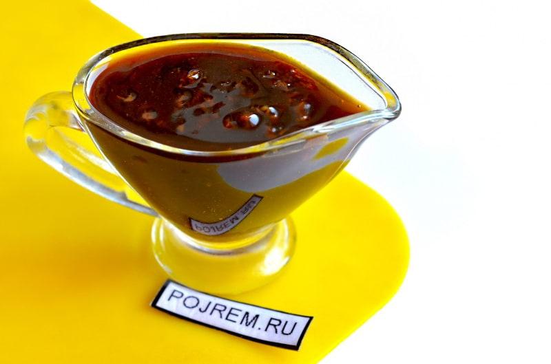 как приготовить соус тириякив домашних условиях