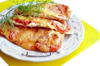 куриные отбивные на сковороде в кляре рецепт с фото пошагово