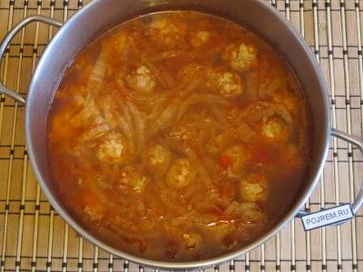 как сварить картофельный суп простой рецепт