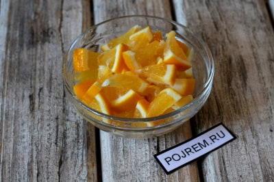 варенье слива с апельсином пошаговый рецепт с фото