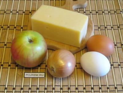 рецепт салата из яиц с майонезом