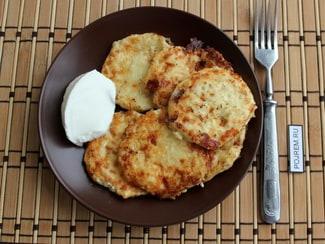 Сырники с сыром