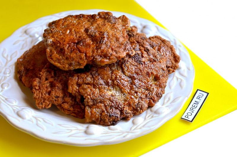 салат из печени говяжьей рецепт в домашних