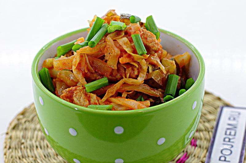солянка капустная