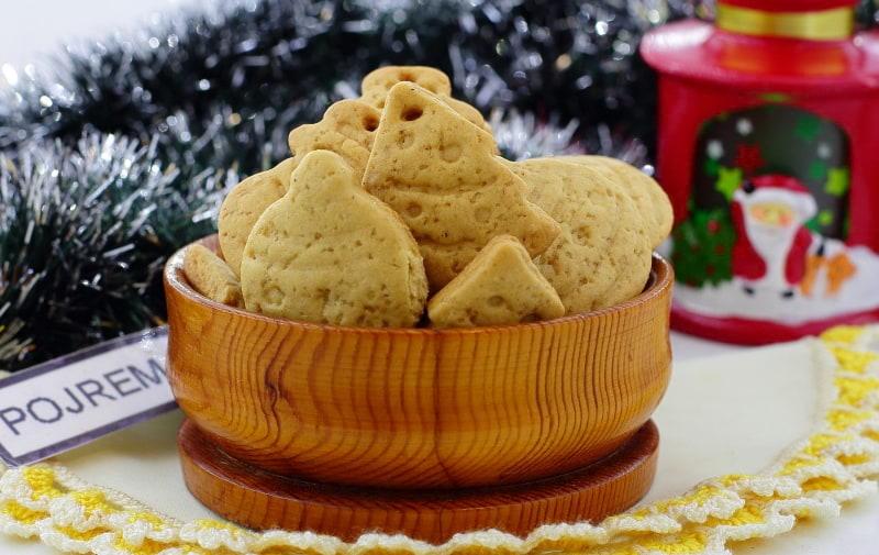 фото готового имбирного печенья