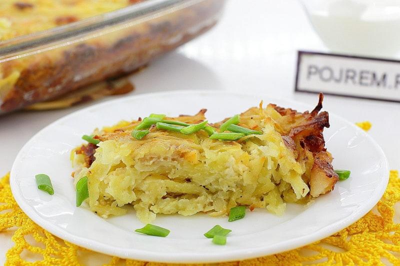картофельная драчена