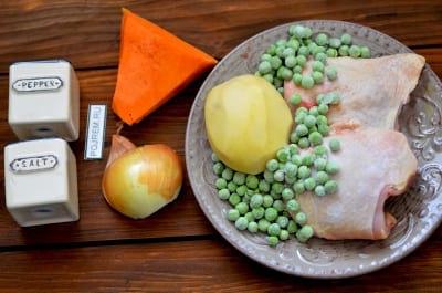 рецепт лёгкого приготовления супа