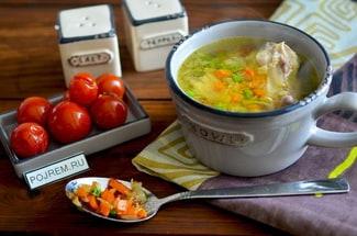 Лёгкий суп