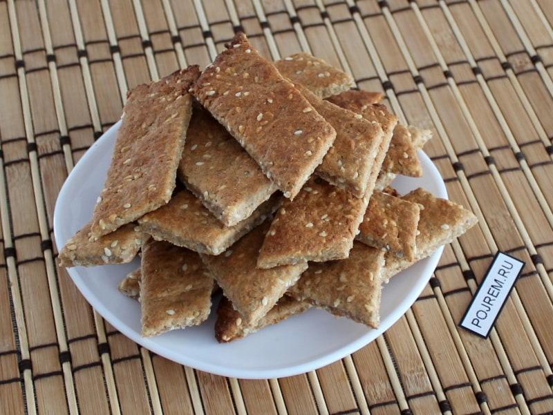 Рецепты крекеров в домашних условиях с фото 584