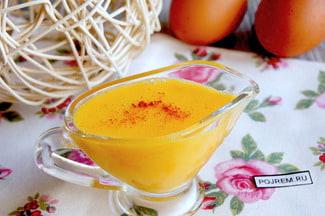 Яичный соус