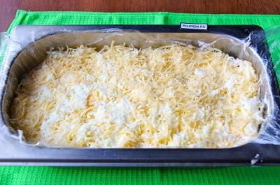 рецепт салата полянка с копченой курицей