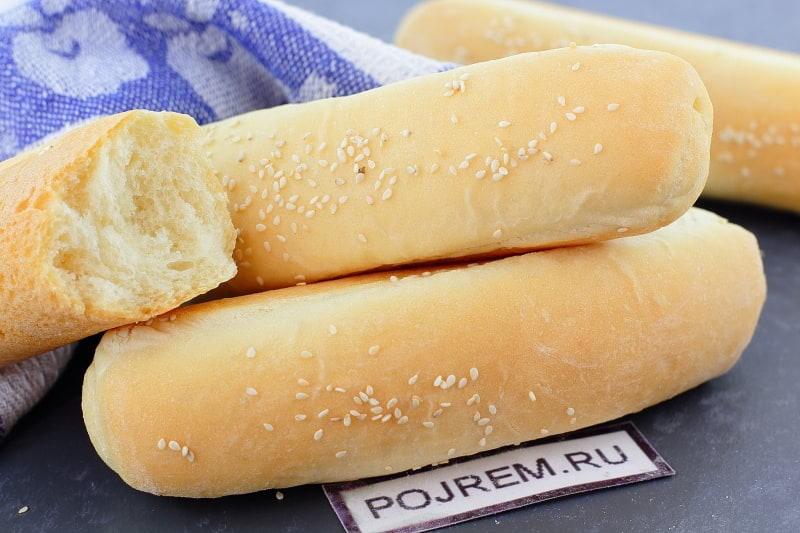 булочки для хот-догов