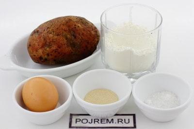 Рецепт второй. Капустно-картофельные изделия
