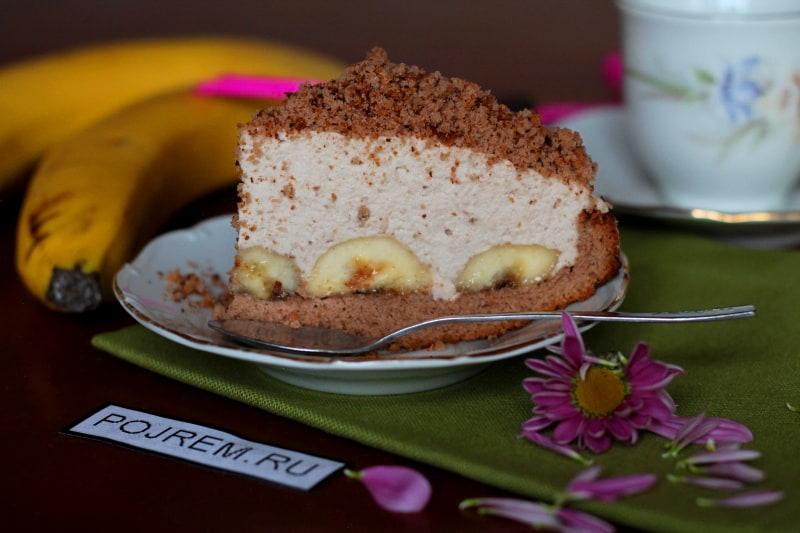 Норка крота торт пошаговый рецепт с фото