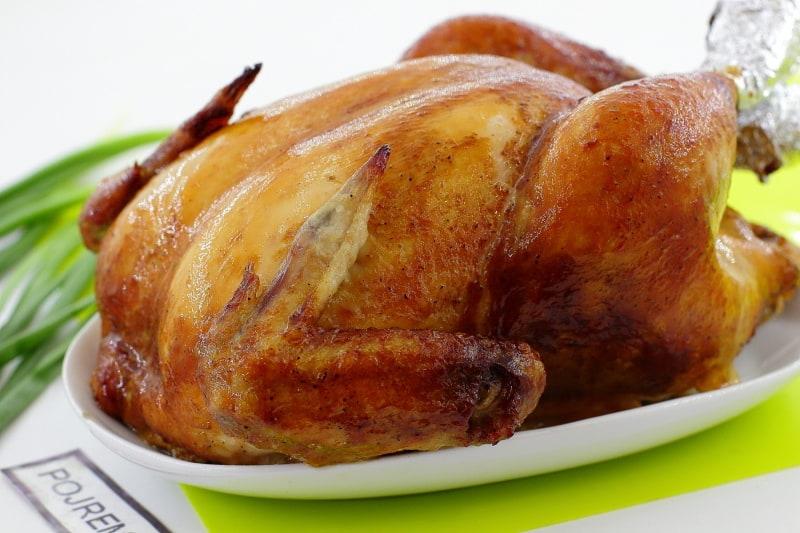 картинки курица в духовке