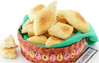 Простое и вкусное печенье на кефире
