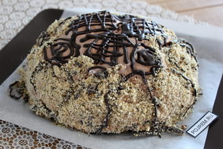 Торт «черепаха» в домашних условиях