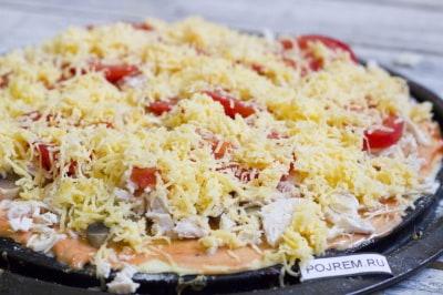 Рецепт теста без дрожжей для пиццы в домашних условиях 73