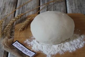Вкусное и хрустящее тесто для чебуреков
