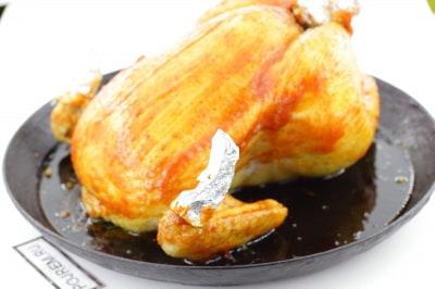 Курица фаршированная гречкой в духовке рецепт приготовления
